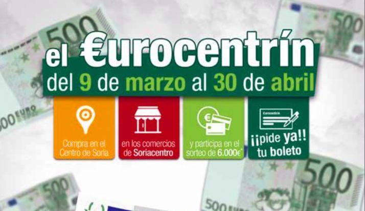 Foto 1 - El 'Eurocentrín' afronta sus últimos cinco días con más de 85.000 boletos repartidos