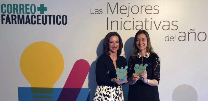 Foto 1 - Junta y farmacéuticos, premiados por su labor conjunta contra la violencia de género