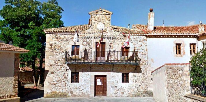 Casa consistorial de Garray. /GM