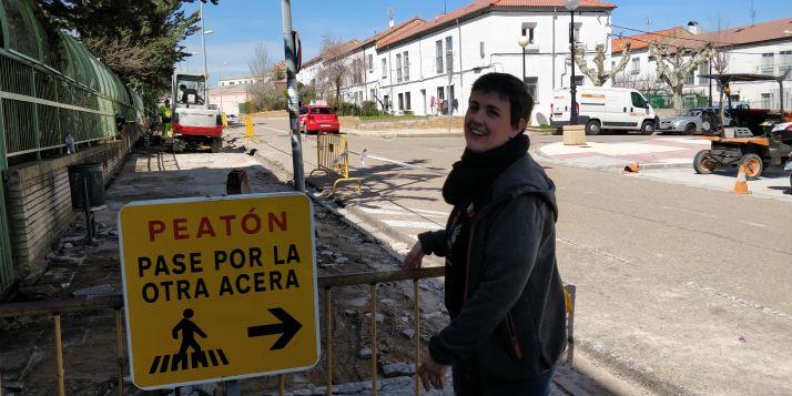 Foto 2 - Comienzan las obras de mejora de aceras y asfaltado