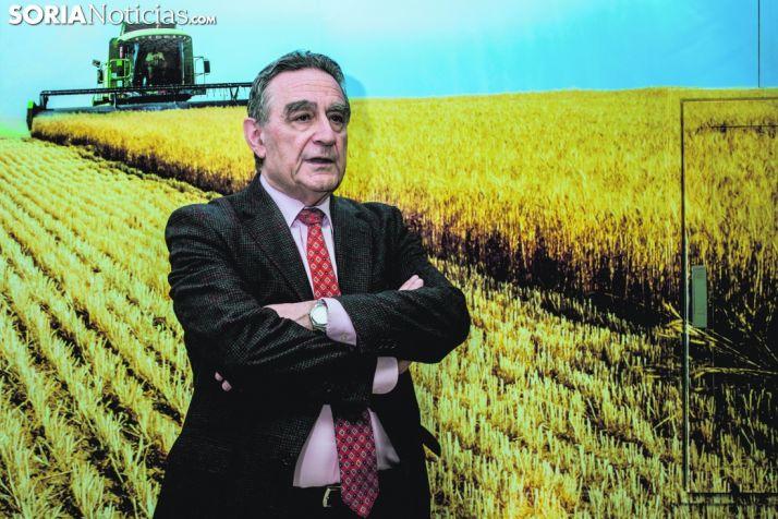 El director de Soriactiva, Anselmo García, anima a no esperar más, para realizar la solicitud de la PAC.