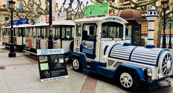 Foto 1 - Los clientes de Puertas de Pro tendrán viajes gratuitos con el Tren Turístico