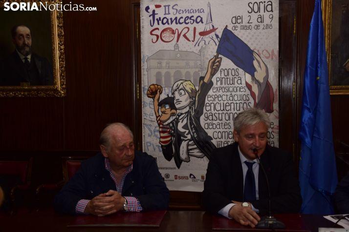 Presentación de la Semana Francesa. José Herrero.