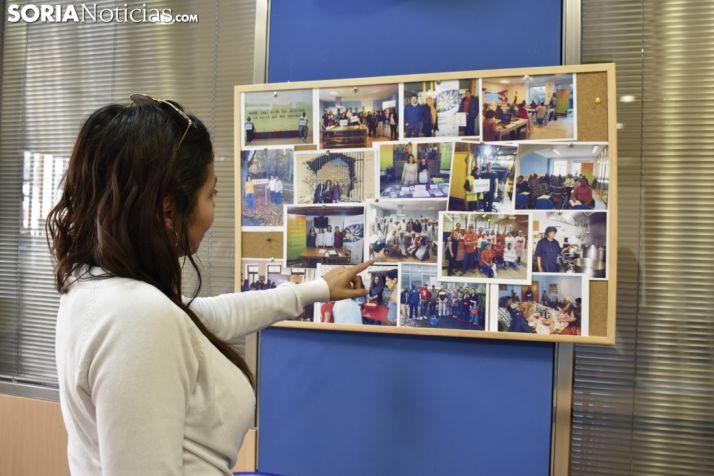 M.S. revisa los recuerdos que ya han creado en España los usuarios de CEPAIM.