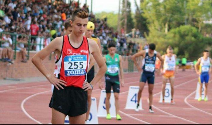 Carlos Jiménez, uno de los atletas en liza. /CAEP