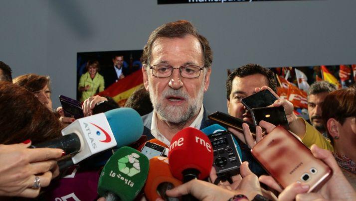 """Foto 1 - Rajoy califica de """"disparate"""" el suprimir las Diputaciones"""