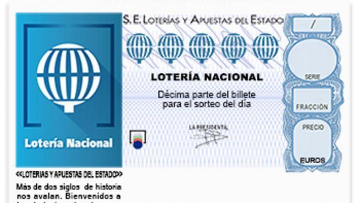 Foto 1 - Ágreda se lleva un pellizco de Lotería Nacional