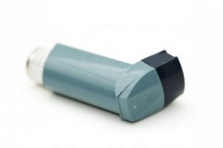 Imagen de un inhalador.