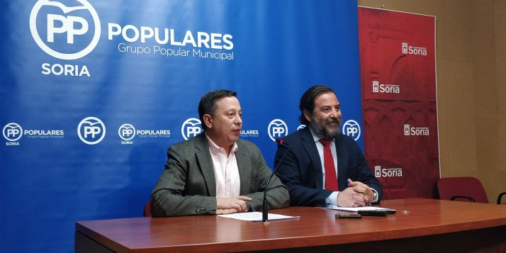 Foto 1 - PP de Soria pide que la nueva depuradora vaya acompañada de una bajada del mínimo del agua