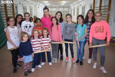 Grupo de Danzas Sorianas.