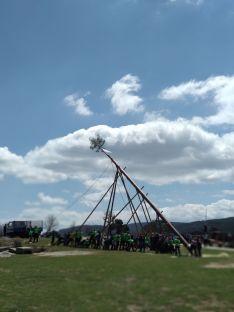 Foto 5 - GALERÍA: Covaleda grita: ¡Arriba el Mayo!