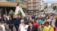 Día de la Virgen de Olmacedo en Ólvega.