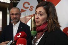 """Foto 3 - Fuentes (Cs): """"Nadie tiene más derechos por ser de un territorio o de otro"""""""