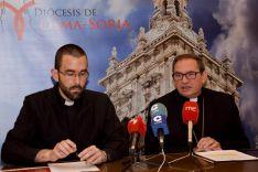 Abilio Martínez Varea (Dcha.) y Ruben Tejedor (Izda.) / José Herrero