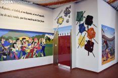 Imágenes de la cuadrilla de San Juan. /José Herrero