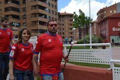 Foto 4 - Los jurados protagonistas del intenso Numancia – Osasuna