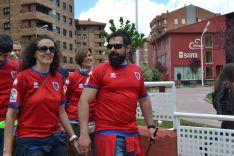 Foto 6 - Los jurados protagonistas del intenso Numancia – Osasuna