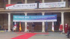 Corea toma la villa de El Burgo de Osma.
