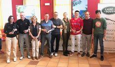 Ganadores del IV Torneo Land Rover Untoria 4x4.