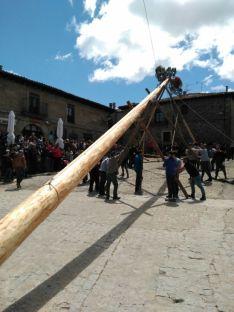 Foto 5 - Galería: la Pingada del Mayo en Molinos