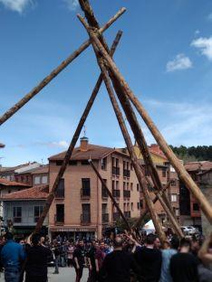 Foto 4 - Galería: la Pingada del Mayo en San Leonardo