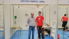 Dos alumnos del Pico Frentes, galardonados en 'Skills CyL 2018'