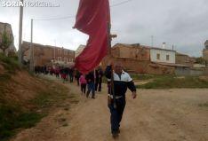 Una imagen de la romería de este sábado. /LTG