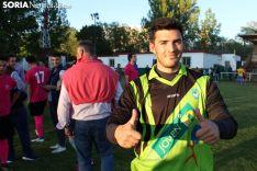 El Calasanz, campeón de la Copa Diputación.