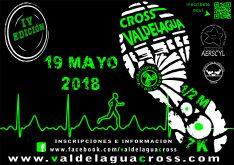 Cartel del IV Valdelagua Cross.