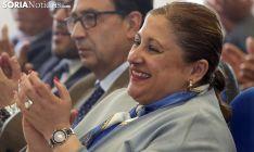 De Gregorio, este miércoles en la investidura del nuevo vicerrector del Campus. /SN