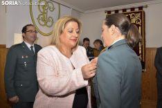 Foto 5 - La Benemérita reconoce la labor de agentes y personal civil