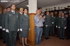 Foto 4 - La Benemérita reconoce la labor de agentes y personal civil