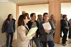 Imágenes de la reunión.