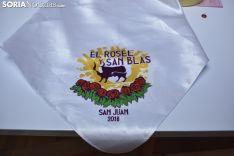 Imágenes de la cuadrilla de El Rosel y San Blas. /EM
