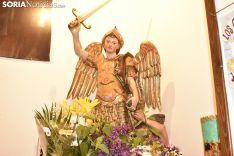Imágenes de la cuadrilla de San Miguel. /EM