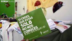 Rastrillo solidario contra el cáncer en Sori / José Herrero