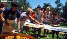 Imagen de la comida popular de Camaretas. /SN