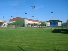 Instalaciones deportivas.