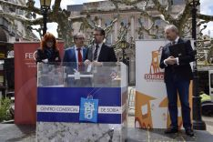Foto 4 - María Begoña Mingo, ganadora del Eurocentrín