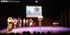 Tito Rober gana el XVI concurso de monólogos dela Chistera. SN