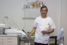 Camilo Sáinz, Presidente de junta provincial del colegio de odontólogos de Castilla y León.