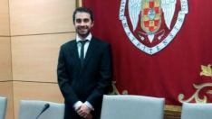 Daniel Sanz, doctor 'cum laude' por la Complutense con una tesis realizada en Soria