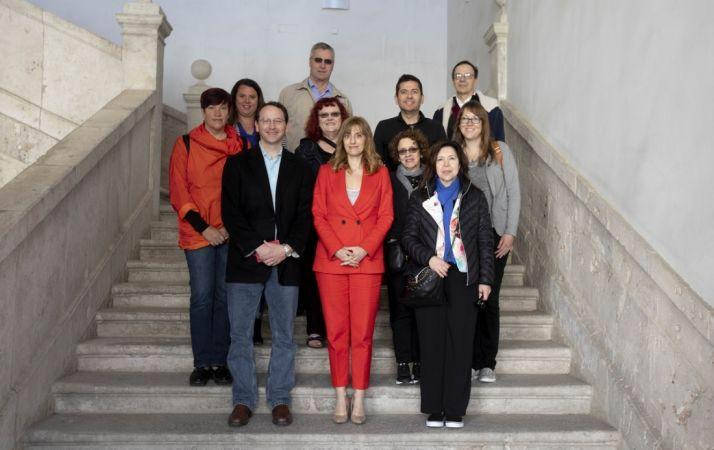 Foto 1 - Castilla y León promociona la oferta idiomática en EEUU