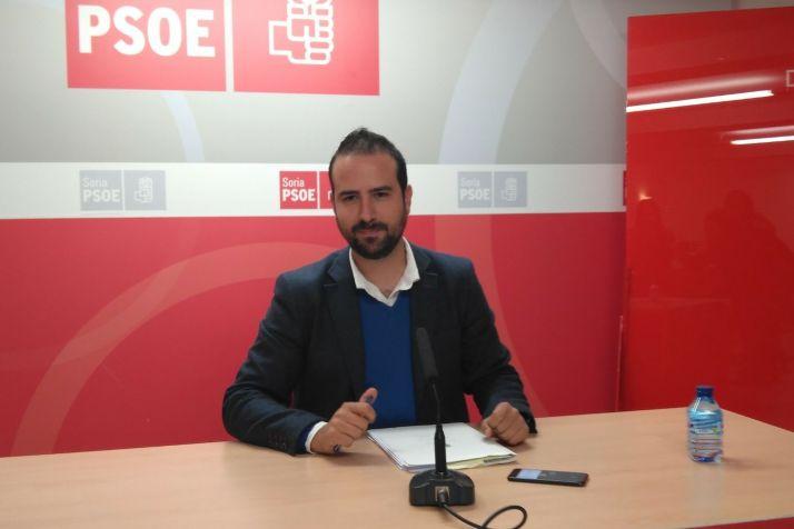 Foto 1 - No del PP y abstención de Cs a la propuesta socialista de primar a Soria con los Fondos de Compensación