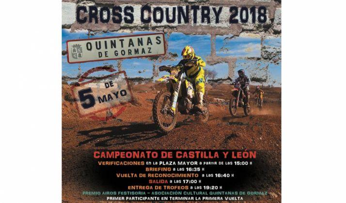 Foto 1 - Este sábado, carrera de motos en Quintanas de Gormaz