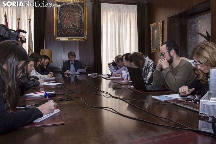 Foto 1 - El Ayuntamiento de Soria adjudica obras por valor de 2M€