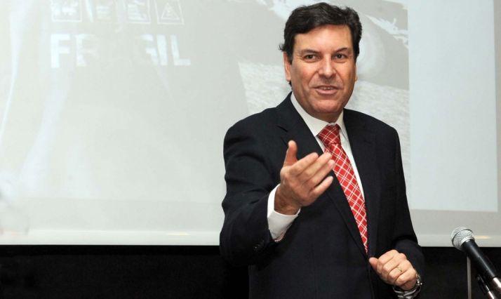Carlos Fernández Carriedo, consejero de Empleo.