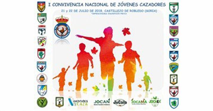 Foto 1 - Castillejo acogerá en julio la I Convivencia Nacional de Jóvenes Cazadores