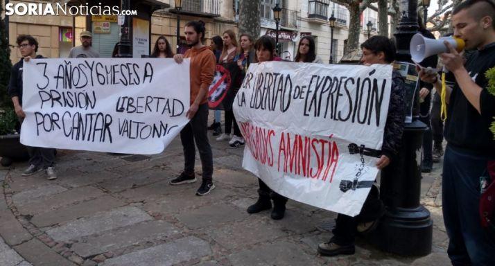 Una imagen de la concentración. /José Herrero