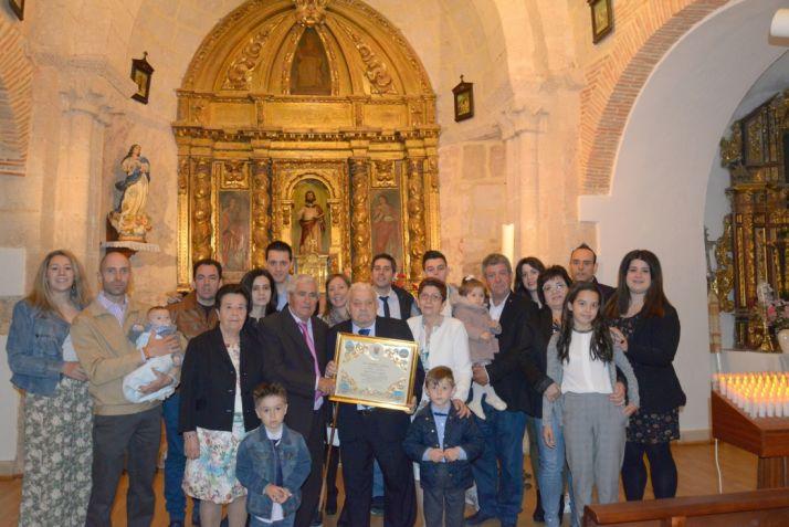Centenario de Juan Morón de La Peña.